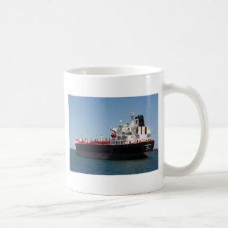 Aceite/nave de petrolero química 1 taza clásica