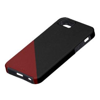Aceite para el caso de la sangre iPhone 5 Case-Mate coberturas