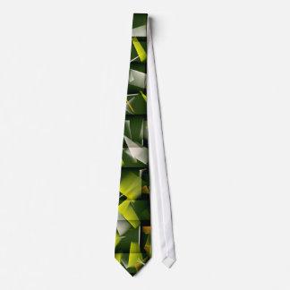 Aceite y acrílico abstractos que pintan 4 corbatas personalizadas
