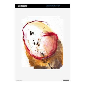 Aceite y agua #42 skins para iPad 2