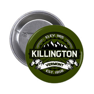 Aceituna del logotipo de Killington Pins