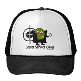 Aceitunas del servicio secreto - gorra