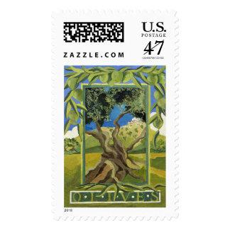 Aceitunas verdes 2014 sellos