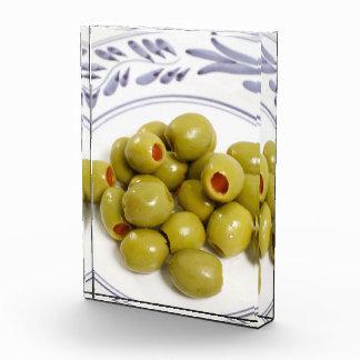 Aceitunas verdes portuguesas
