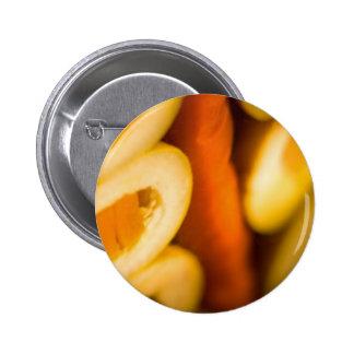 Aceitunas y pimienta conservadas en vinagre pins