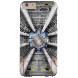 Acelerador de partícula grande del Collider del Funda Para iPhone 6 Plus Barely There