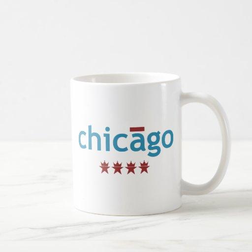 Acento Chicago Taza
