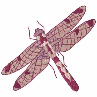 Acento de la libélula