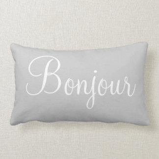 Acento decorativo del dormitorio de Bonne Nuit Almohada