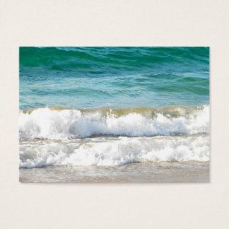 ACEO Beach Surf Business Card