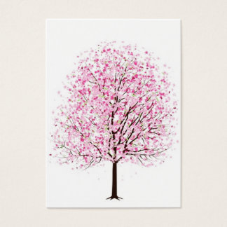 ACEO CHERRY BLOSSOM TRADING CARDS