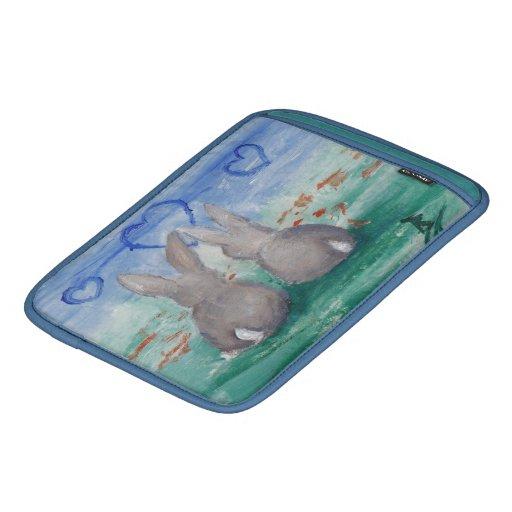 Aceo de Lovin del conejito Fundas Para iPads