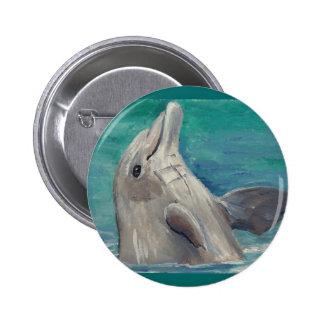Aceo del delfín pin