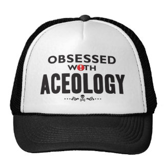 Aceology Obsessed Mesh Hat