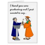 Aceptar el diploma felicitaciones