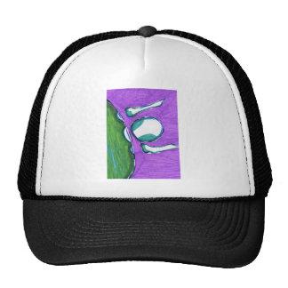 Acercamiento de la transmisión gorras