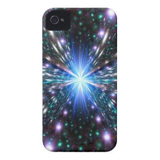 Acercamiento de la velocidad de la luz iPhone 4 Case-Mate carcasas