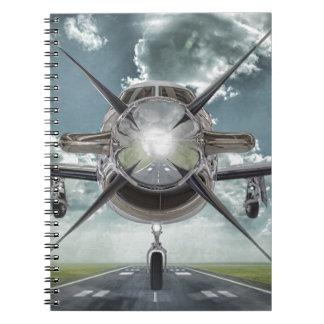 acercamiento de los pilatus-aviones pc-12 notebook