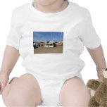 Acercamiento del embarcadero de Bournemouth Trajes De Bebé