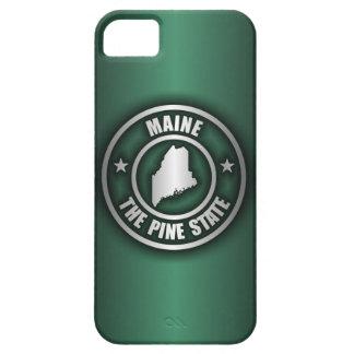 """Acero 2"" de Maine iPhone 5 casos Funda Para iPhone 5 Barely There"