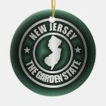 """Acero 2"" de New Jersey ornamentos Adornos"