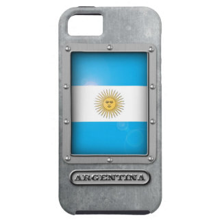 Acero argentino funda para iPhone SE/5/5s