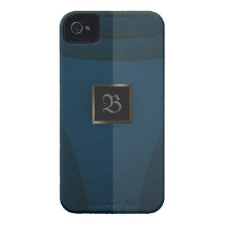 Acero azul 2 iPhone 4 Case-Mate protector