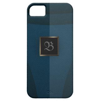 Acero azul 2 iPhone 5 carcasa
