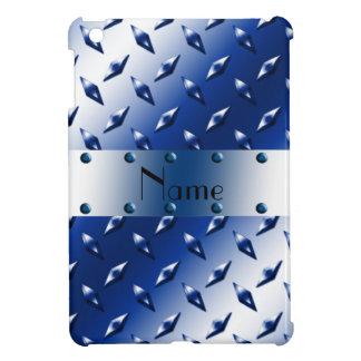 Acero azul conocido personalizado de la placa del