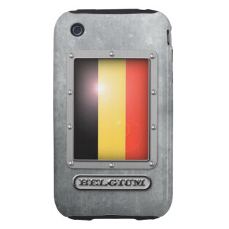 Acero belga funda though para iPhone 3