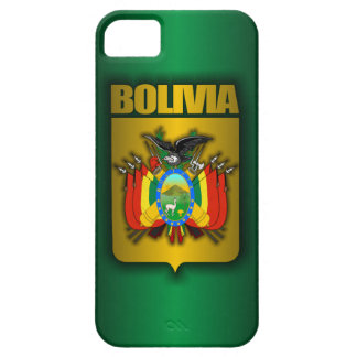 """Acero boliviano "" iPhone 5 Carcasa"