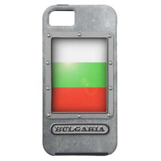 Acero búlgaro funda para iPhone SE/5/5s