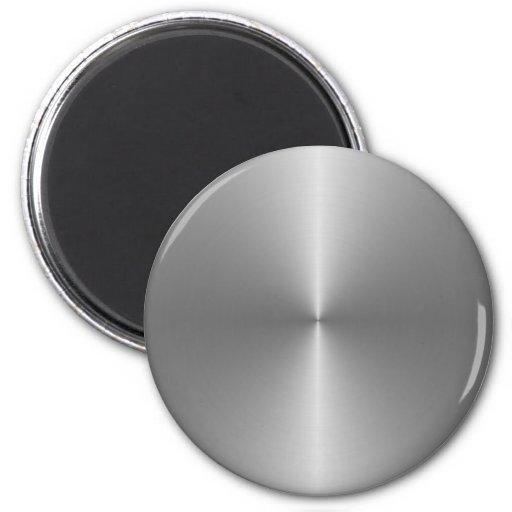 acero circular ancho iman de nevera