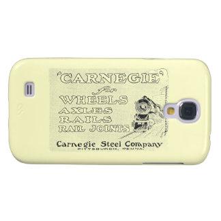 Acero de Carnegie para las ruedas locomotoras