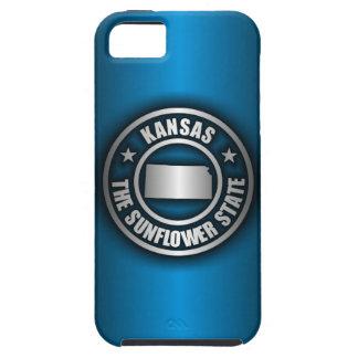 """""""Acero de Kansas (azul) """" iPhone 5 Carcasa"""