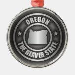 Acero de Oregon Ornamento Para Arbol De Navidad