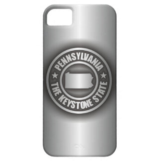 Acero de Pennsylvania iPhone 5 Carcasa