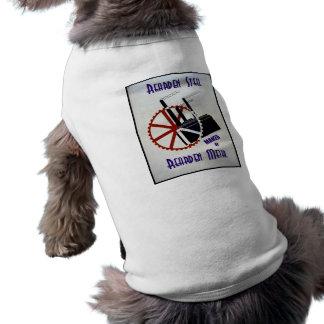 Acero de Rearden Camisetas De Mascota
