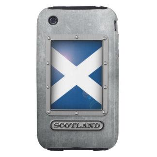 Acero escocés funda though para iPhone 3