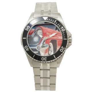 Acero inoxidable clásico continental 1959 de relojes de mano