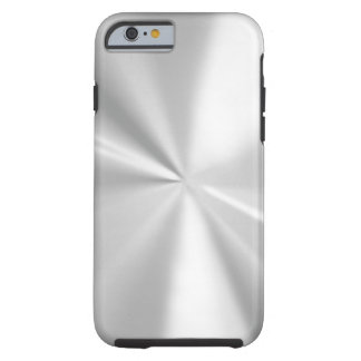acero inoxidable del caso del iPhone 6 Funda Resistente iPhone 6