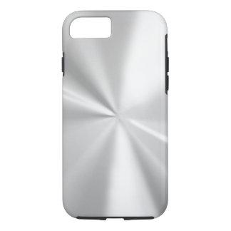 acero inoxidable del caso del iPhone 7 Funda iPhone 7