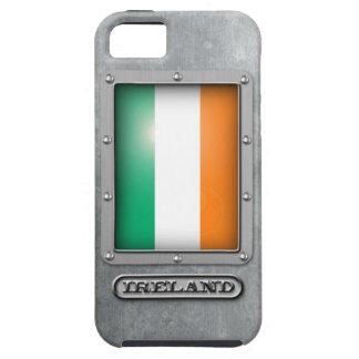 Acero irlandés funda para iPhone SE/5/5s