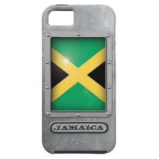 Acero jamaicano funda para iPhone SE/5/5s