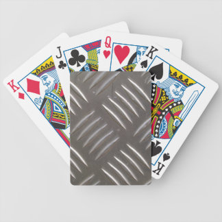 Acero muy frío baraja de cartas