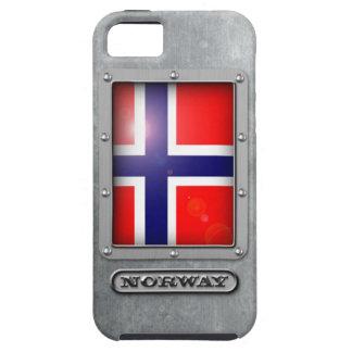 Acero noruego funda para iPhone SE/5/5s