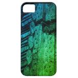 Acero oscuro iPhone 5 Case-Mate cárcasa