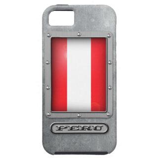 Acero peruano funda para iPhone SE/5/5s