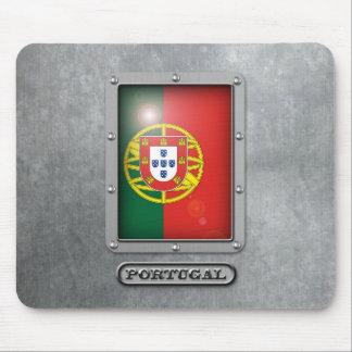 Acero portugués alfombrilla de raton