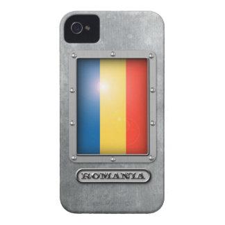 Acero rumano Case-Mate iPhone 4 funda